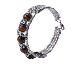 Unique Tiger Eye Designer Bracelet