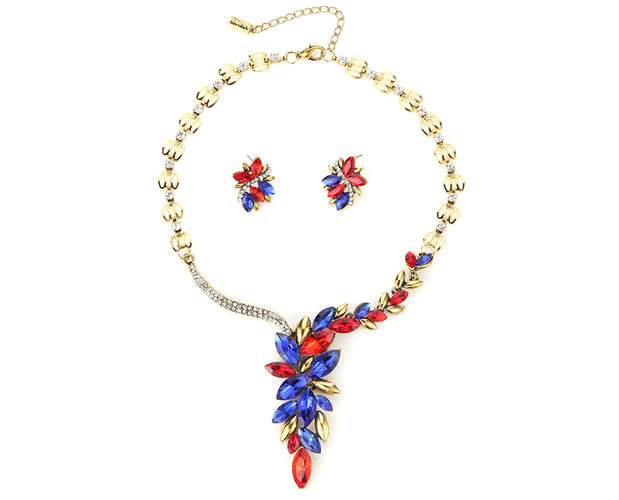 Princess Statement Necklace Set