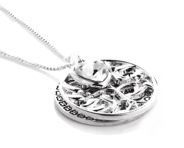 Mother Blessing Necklace