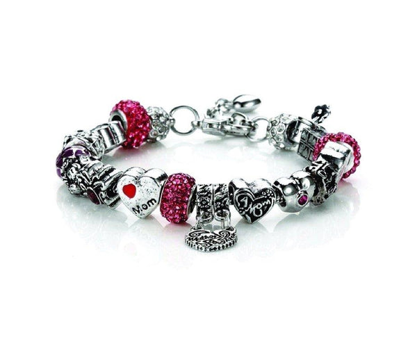 Mother Love Charms Bracelet