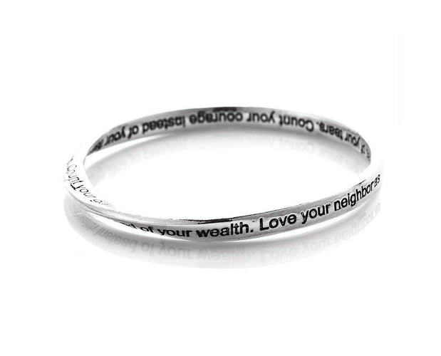 Count Your Blessings Bracelet