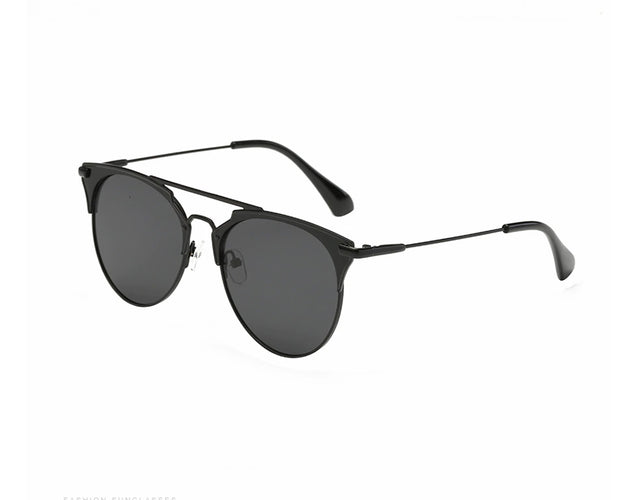 Distinguished Teardrop Popularized Aviator Sunglasses