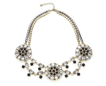 Retro Regal Statement Necklace Sales