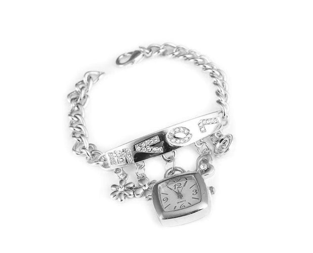 Exemplary Bracelet Wrist Watch