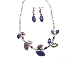 Plum-a-licious Necklace Set