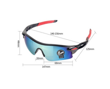 Tour de France Sporty Sunglasses
