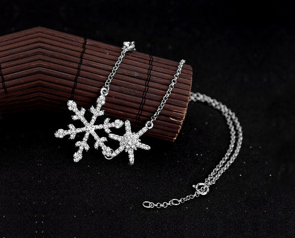 Sweet Flurry Necklace