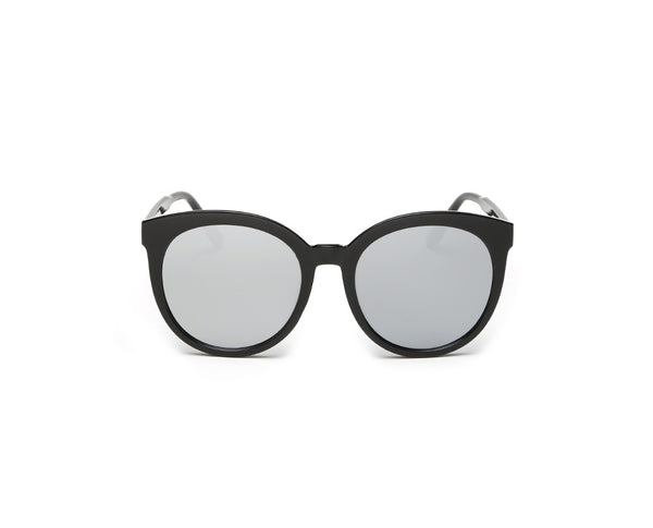 Contemporary Wide Frame Sunglasses