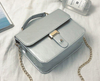 Glistering Authoritative Handbag With Italian Finish