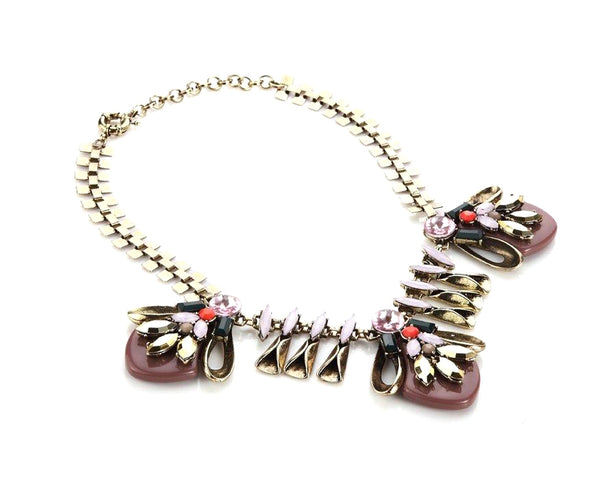 Mod Fusion Statement Necklace
