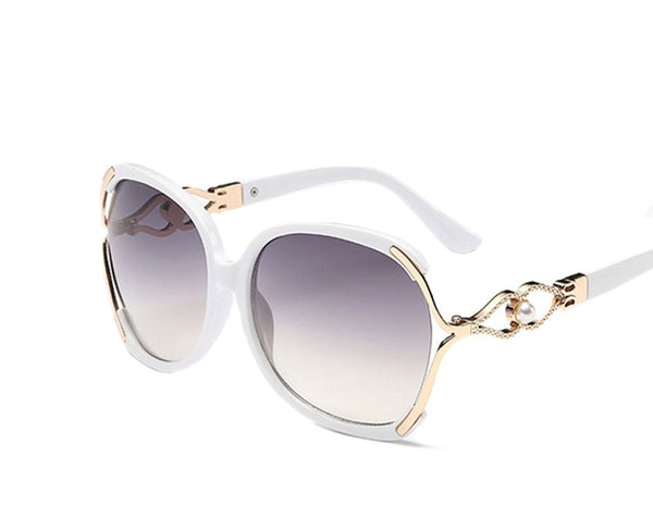 Party Point Oversized Ladies Sunglasses