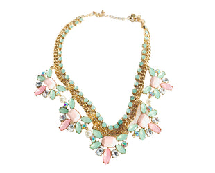 Inspired Pastel Necklace