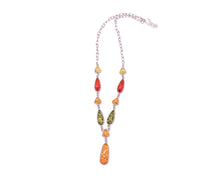Harvest Teardrop Necklace Set