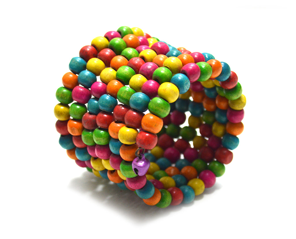 Colorful Candy Beaded Bracelet