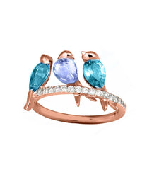 Three Little Birdies Ring