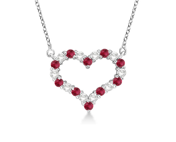 Sparkling heart Valentine Special Pendant