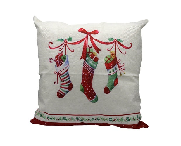 Home For The Holidays Pillow Covers