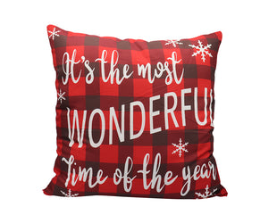 Merry and Bright Pillow Covers