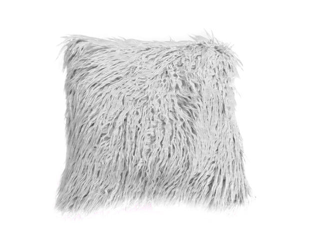 Fun Faux Fur Pillow Covers