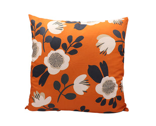 Mod Floral Pillow Cover