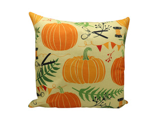 Sew Pumpkiny Pillow Cover
