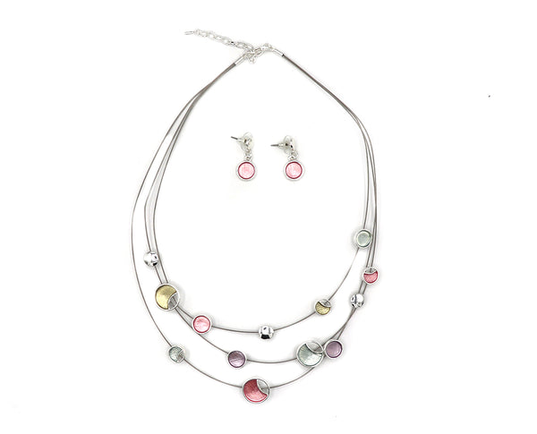 Shot Into Orbit Magical Necklace Set