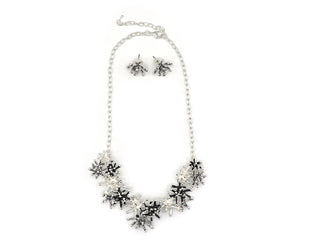 Nocturnal Sea Urchins Necklace Set