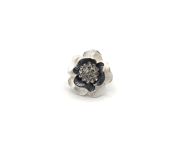 Pearlescent Blossom Ring