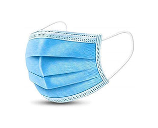 Disposable Earloop Surgical Face Mask - Pack of 10