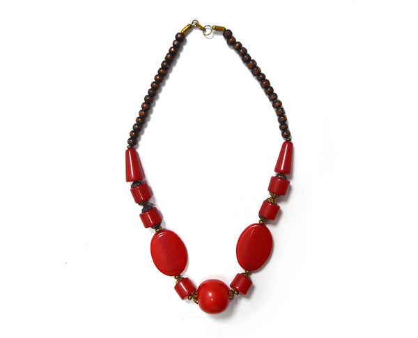 Brilliant Chunky Necklace