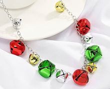 Jingle Bells Christmas Set With Bracelet