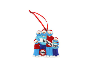 2020 Christmas Carolers Ornaments