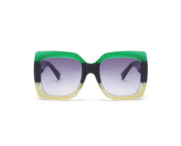 Super Bright Square Sunglasses
