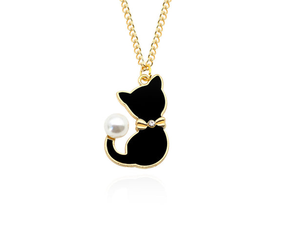 Pussy Cat Necklace