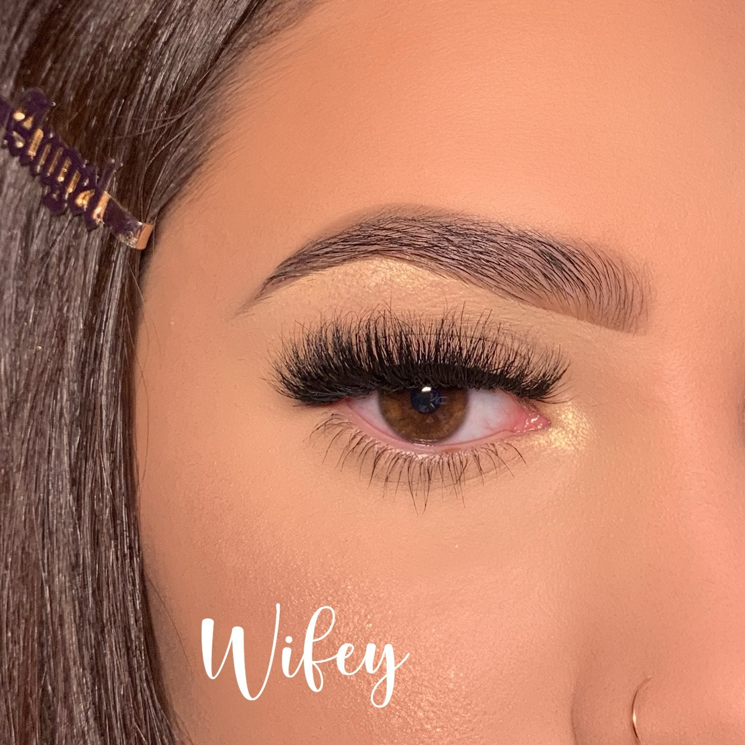 Wifey by Athena Lash Co.