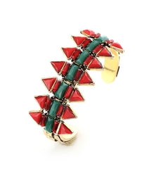 Tribal Inspired Geometric Bracelet Sales