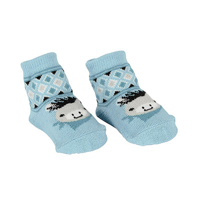 Dandy the Donkey Socks
