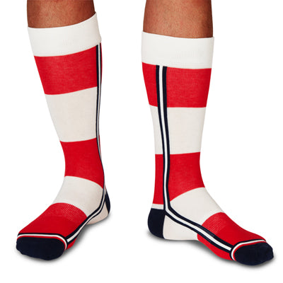 Men's Candy Stripe Socks