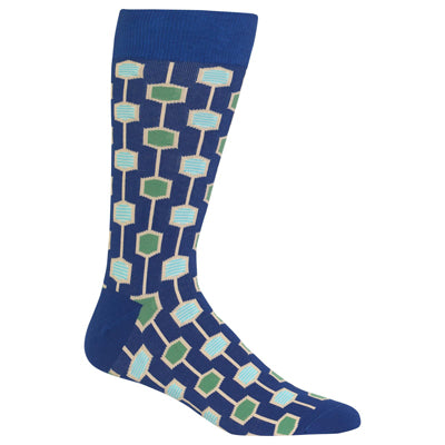 Men's Honeycomb Crew Socks