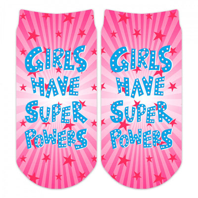 Girls Have Superpowers