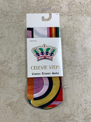 Art Deco Child Trouser Socks