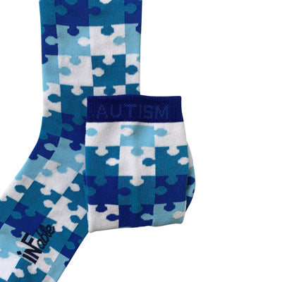 Autism Awareness Socks
