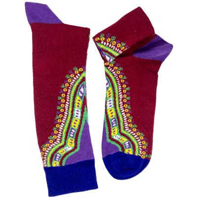 Burkina African Socks