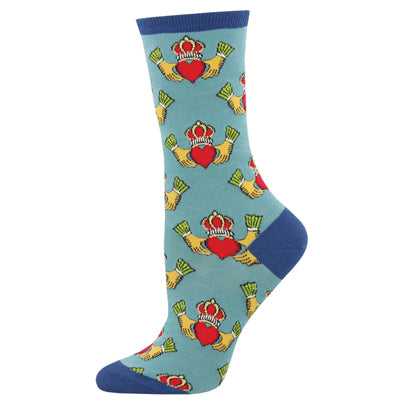 Women's Claddagh Socks