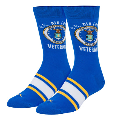 US Air Force Veteran Socks