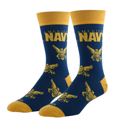 America's Navy Socks