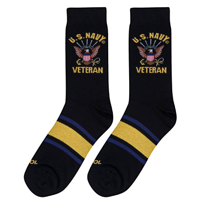 US Navy Veteran Socks