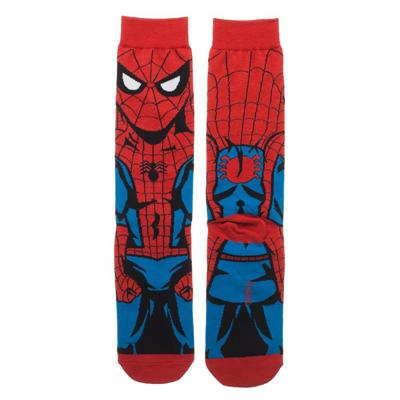 Marvel Spiderman 360 Crew Sock