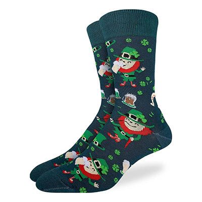 Drunk Leprechauns Socks