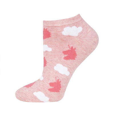 GOOD STUFF sneaker socks with pattern
